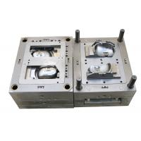 LED light lamp of plastic injection mold with high transperancy High transmittance