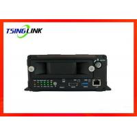 Quality 8 Channel Mobile NVR , 4G Network Camera DVR For Truck School Bus for sale