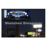 Quality 8500 nits P16 Outdoor LED Digital Billboard 1024mm x 1024 mm IP65 LED Cabinet for sale