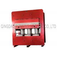 Buy cheap PLC automatic control 800T Rubber Hydraulic Plate Vulcanizing Machine, Rubber from wholesalers
