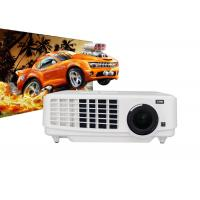Quality Mobile Phone TV Image LED Video Projector For Home / Business / Education Use for sale