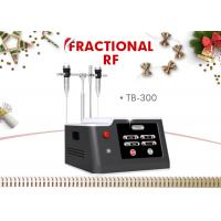 Quality 3mm Depth Face Lifting Fractional RF Microneedle Machine , Bipolar RF Skin Tightening Equipment for sale