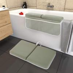 Quality Neoprene Baby Bath Kneeler Elbow Rest Pad Set For Knee / Arm Support Bathtub for sale