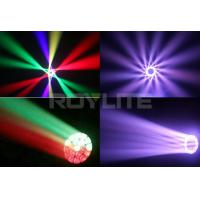 Buy 19 X 15w Osram Bee Eye Moving Head Led Lights 4° - 60° Lens Rotate at wholesale prices
