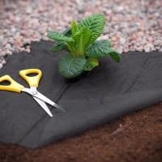 Quality 20m X 1m Weed Control Fabric Roll Multi Season Landscape Mulch Membrane Cover for sale