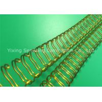 "Buy cheap Wall Calendar Gold Double O Wire Binding Size 7/16 "" 360 Turning Over from Wholesalers"