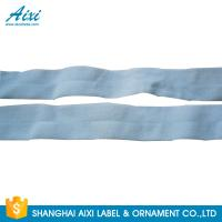 Quality Customized Underwear Binding Tapes Decorative Colored Fold Over for sale