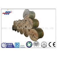 Quality High Tensile Safety Elevator Wire Rope 6x19 Durable With 6 - 22mm Dia for sale