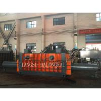 Quality Y81K-400 Hydraulic Scrap Metal Baling Machine with Double Main Cylinders for sale