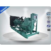 China Cummins Open Diesel Generator Water Cool Genset 1005Kw With Copper Bar / PMG​ on sale