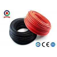 Buy cheap 2.5mm XLPE PV DC solar Cable from wholesalers
