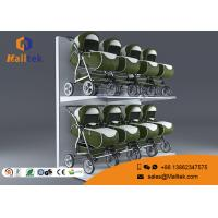 Quality Convenience Store Retail Store Fixtures And Shelving Metal Hook Mesh Type for sale