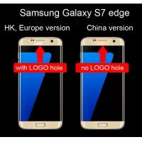 Quality s7 edge screen protector tempered glass Edge to Edge Full Coverage ultra-thin 0.33mm HD for sale