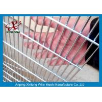 Quality Anti Climbing 2.8*2.2m High Security Fence Electric Galvanized Wire Mesh Panel for sale