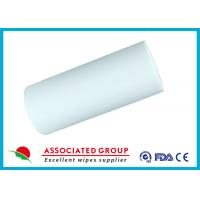 Quality Breakpoint Cutting Non Woven Roll , Spunlace Fabric Food Grade Wipes 80~1200PCS for sale