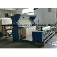 Full Automatic Fabric Winding Machine 2400mm Detection Width ISO9001 Listed