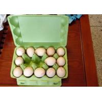China Small Capacity Paper Pulp Molding Egg Tray Machine Reciprocating Type on sale