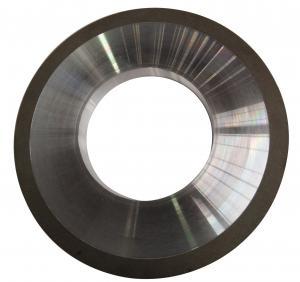 Sharping Polishing Diamond Grinding Wheels Resin Bonded Flat Cup Bowl Disc Shape