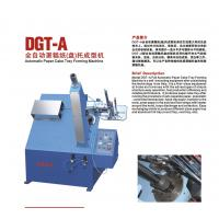 Quality DGT-A Full Automatic Paper Cake Tray Forming Machine for sale