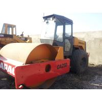 Buy cheap used road roller Dynapac CA25D,used compactors,Dynapac roller for sale from wholesalers