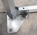 Quality Folding Gazebo Ground Bar for sale