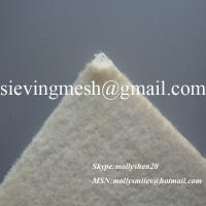 China Paper making press felt on sale