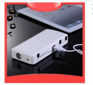 China lipo battery 12000mah 12V mini jump starter auto mobile charger power bank on sale