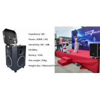 China Top quality  Pro Audio CMQ15APUSB-BT PA Loudspeaker Outdoor Concert Sound System Speaker on sale