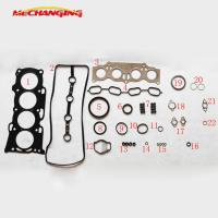 China FOR TOYOTA RAV4 AVENSIS 16V 1AZFE 1AZ Engine Gasket Metal Cylinder Head Gasket set Engine Parts 04111-28074 50208000 on sale