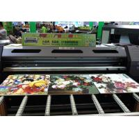 Ricoh Gen4 Head Digital Uv Flatbed Printer For Rigid Board Printing