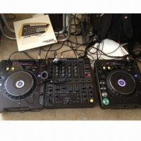 Quality Pioneer DJ Denon/MP3 Player DJ Light/Mixer Deck, DJ Player DVD Refurbished Equipment, Supports USB  for sale
