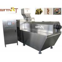 Quality High Performance Single Screw Food Extruder For Date Bar / Protein Bar for sale