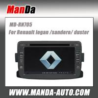 Quality 2015 hot sell in car dvd for Renault logan /sandero/ duster touch screen gps auto stereos multimedia system for sale