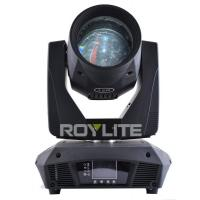 Quality Beam 330 Lamp 2.5° Angle15R Beam Moving Head Light Gobo Color Wheels Acurate Positioning for sale