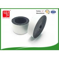 Black velcro tape 1.5inch double sided hook and loop For Car Seat Self Adhesive