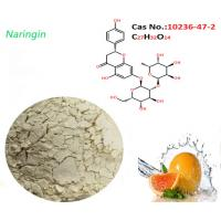 Quality Citrus Paradisi Macf Grapefruit Naringin Extract Powder CAS 10236-47-2 for sale