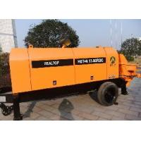 Quality Small Concrete Pump with Diesel Engine for sale