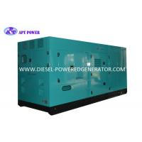Buy cheap 785kVA Water Cooling 3 Phase Electric Governor Doosan Diesel Generator from wholesalers