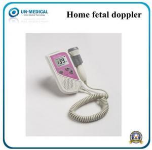 Quality LCD Screen Portable Pocket Handheld Fetal Heart Rate Doppler Monitor for sale