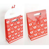 Quality Personalized Recycling Coloured Gift Paper Carrier Bags for sale