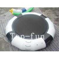 Funny Inflatable Rrampoline Amazing PVC Inflatable Water Parks For Kids and Adults