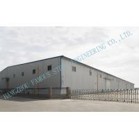 Quality Fast Erection Modular Industry Steel Building Fabricated By Lastest Machine for sale