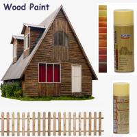 Quality Wood Grain MSDS 400ml Powder Coating Paint Spray for sale
