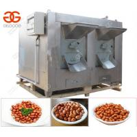Quality Stainless Steel Peanut Roasting Machine For Sale Commercial Use/High Efficiency Groundnut Roaster Machine Low Price for sale