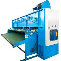 Quality 35 - 70mm Stroke Needle Punching Machine High Performance Lower Needle Density for sale