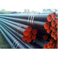 Quality SCH 40 / SCH 80 Seamless Carbon Steel Pipe / Tubes for sale