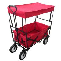 Quality High Quality Folding Utility Wagon with Canopy TC1011 for sale