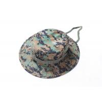 Quality Army Tactical Cap Boonie Digital Woodland Sunprotective Military Forces for sale