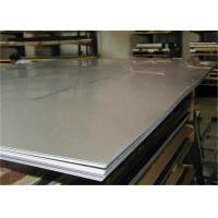 Quality 410 420 430 Stainless Steel Cold Rolled Sheet ASTM A240 / A240M-14 Standard for sale