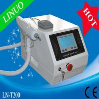 Quality LN-T200 Hottest ND YAG Laser Tattoo Removal Beauty Machine for sale